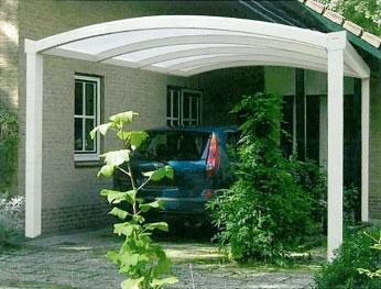Carport overkapping bouwpakket » Sbnbouw.nl