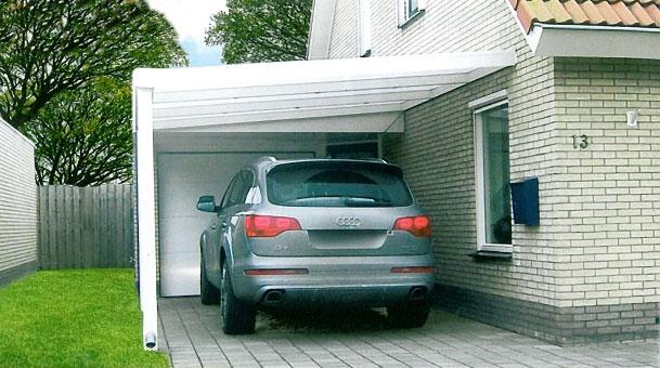 Overkapping carport bouwpakket » Sbnbouw.nl