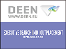 executive search » Deen outplacement & assessment » Postbus 1526 » 3000 MD » Rotterdam