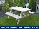 Thumbnail image standaard picknicktafel